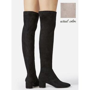 Oraless Block Heeled boot